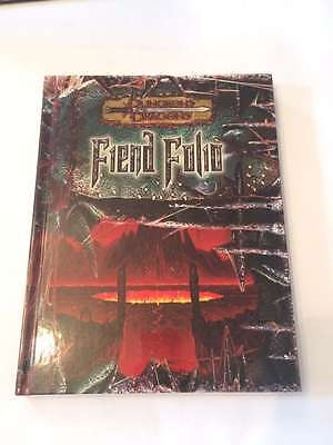 Dungeons and Dragons 3.5 Edition FIEND FOLIO