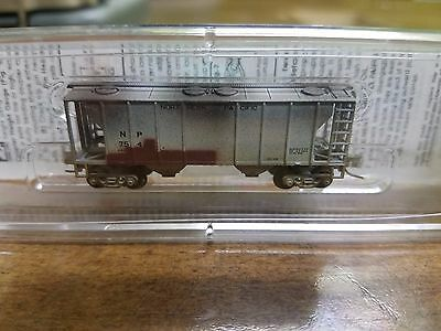 Micro Trains Z Scale Weathered Northern Pacific 53144160 - SPECIAL!!