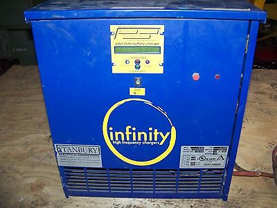 Stanbury Infinity High Frequency Battery Charger