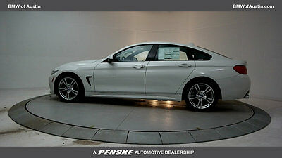 2017 BMW 4-Series 430i Gran Coupe 430i Gran Coupe 4 Series 4 dr Automatic Gasoline 2.0-LITER BMW TWINPOWER TURBO A