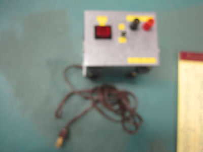 Custom Built Regulated 5 Volt DC Power Supply 2 Amp