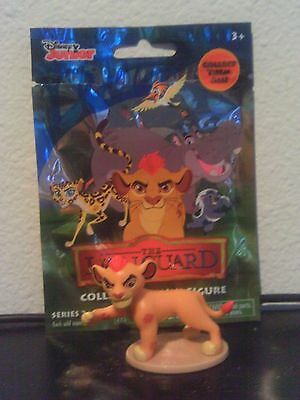 NEW! BATTLE KION the Lion Guard series 2 blind bag mini figure, Disney Lion King