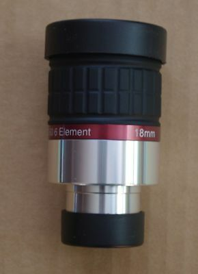 NEW 18mm Meade Series 5000 HD 60 telescope eyepiece