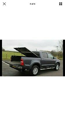 Toyota Hilux Mountain Top Canopy Hardtop Cover 2014 Reg