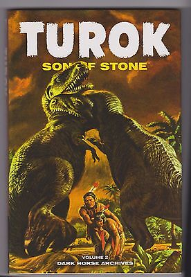 TUROK SON OF STONE -- FIRST EDITION -- Volume 2 -- Hardcover Book