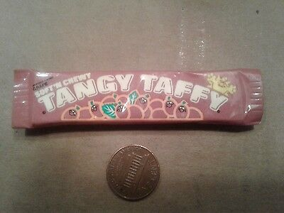 Tangy Taffy Candy Soft N Chewy Grape Laffy Taffy Willy Wonka Vintage Magnet