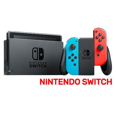 Nintendo Switch Neon Console - Switch - BRAND NEW