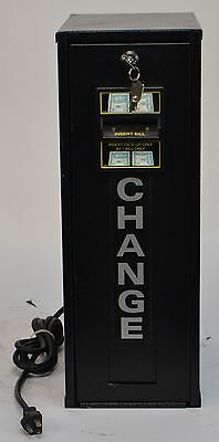 Seaga CM1000 $1 Change Machine DVB-10 Validator Coin Vending Dollar Bill Changer