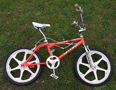 1992 DYNO Air Freestyle Bmx Used Bicycle Vintage Old School Bmx GT