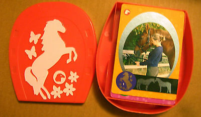 32 Horse cards from PONY magazine(horse lovers magazine-now retired)