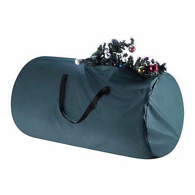 Tiny Tim Totes Green Canvas Christmas Tree Storage Bag, Large For 9 Foot Tree