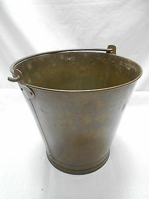 Antique Bronze Japanese Bucket Circa 1910s  #10