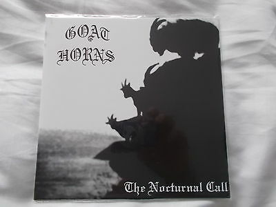 "GOAT HORNS 7"" EP The Nocturnal Call (LTD 500 COPIES ONLY!)"