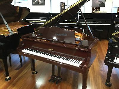 RITMULLER R9 Grand Piano Mahogany Polished
