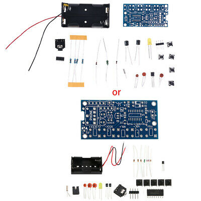 76MHz-108MHz Wireless Stereo FM Radio Receiver PCB Module DIY Electronic Kits