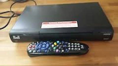 Bell 9400 HD PVR Receiver