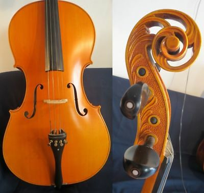 Strad style SONG Brand Maestro 4/4 cello,big and rich sound #10745