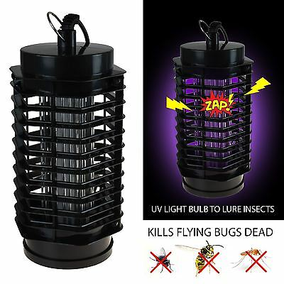 Electronic Uv Flying Insect Killer Electric Indoor Pest Fly Mosquito Bug Zapper