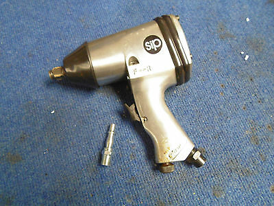 """SIP 01608 1/2"""" Air Wrench (WORKING 2140)"""