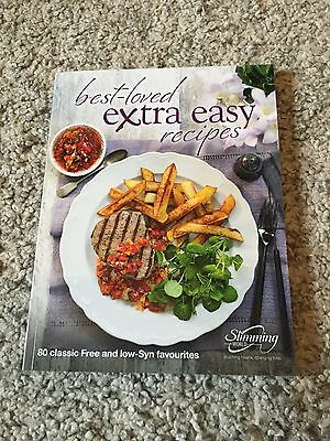 Slimming World Recipe book, Best Loved Extra Easy Recipes, Brand New