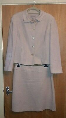 next size 16 summer skirt and jacket suit
