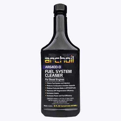 DIESEL CONCENTRATE SYSTEM CLEANER AR6400D Archoil USA + CETANE / EGR/DPF CLEANER