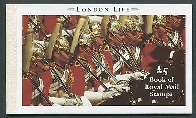 Great Britain BK154 SG.DX11 Complete Booklet