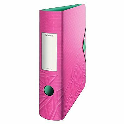 Leitz 11160022 180° Active Urban Chic Lever Arch File - Pink
