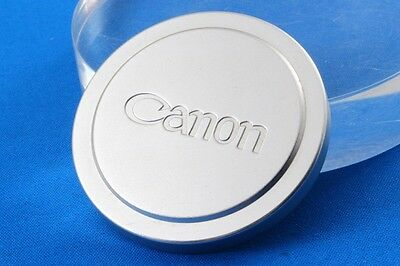 *MINT* Canon Metal Lens Cap 58mm for 50mm F/1.2 Leica Screw LTM L39 from Japan