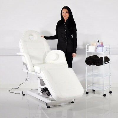 Two Electric Massage Beauty Tattoo Couch Table Half Rrp