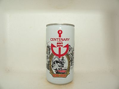 West End 1976 Port Pirie Centenary Empty Beer Can