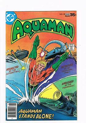 Aquaman # 59 Prey Perilous ! grade 8.5 scarce book !!