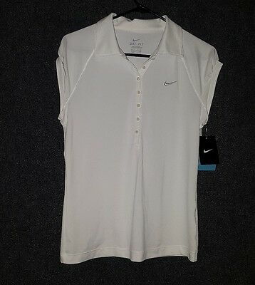 womens Nike dri fit shirt size M new with tags