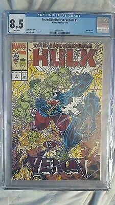 Incredible Hulk VS. Venom CGC 8.5 VF