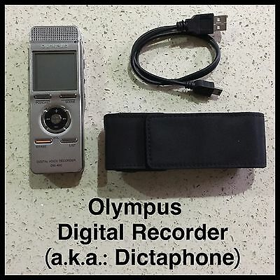 Olympus DM-450 Digital Dictaphone Voice Recorder