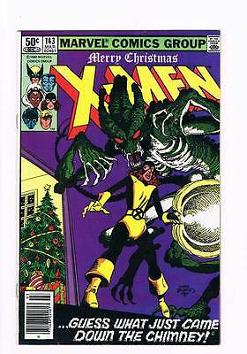 X-Men # 143 Demon ! grade 6.0 scarce book !!