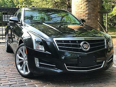 2013 Cadillac ATS PERFORMANCE-EDITION/AWD/SUNROOF/NAVIGATION 2013 Cadillac ATS-4 AWD Performance Sedan 4-Door 2.0L TURBO w/all options..