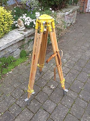 Watts Theodolite / Surveying Tripod