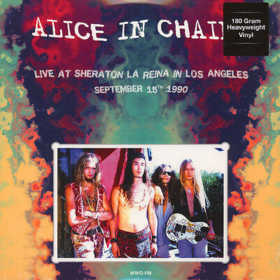 Alice In Chains : Live At The Sheraton 1990 : 180 Gram New & Sealed Vinyl Lp