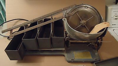 Lynde-Ordway  Downey-Johnson  Coin Counter  Sorting Electric Counting #397
