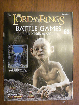 The Lord Of The Rings Battle Games In Middle Earth Magazine Issue 63
