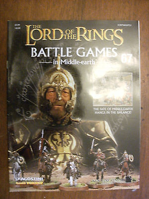 The Lord Of The Rings Battle Games In Middle Earth Magazine Issue 67