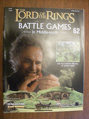 The Lord Of The Rings Battle Games In Middle Earth Magazine Issue 62