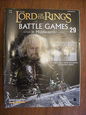 The Lord Of The Rings Battle Games In Middle Earth Magazine Issue 29