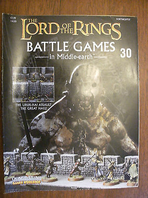 The Lord Of The Rings Battle Games In Middle Earth Magazine Issue 30