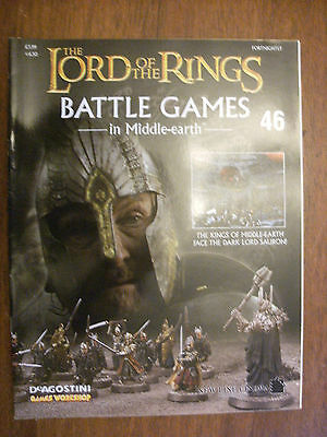 The Lord Of The Rings Battle Games In Middle Earth Magazine Issue 46