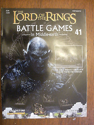 The Lord Of The Rings Battle Games In Middle Earth Magazine Issue 41