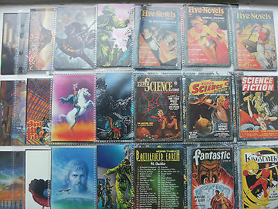 More Than Battlefield Earth Comic Images Trading Cards Full 90 Base Set