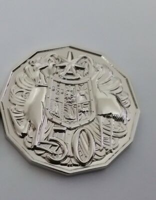 1 ONLY Australian 50c Fifty Cent 1967 OR 1968 ULTIMATE FANTASY / SPACE FILLERS