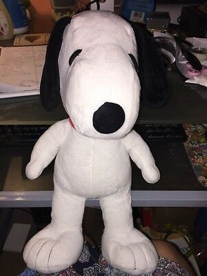 KOHLS CARES Snoopy Dog Plush Stuffed Toy Peanuts Gang Charlie Brown
